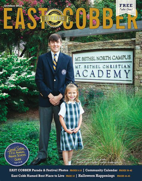 look who s on our october front cover east cobber 536 | look whos on our front cover