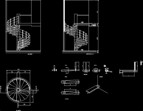 geometrical stair dwg block  autocad designs cad