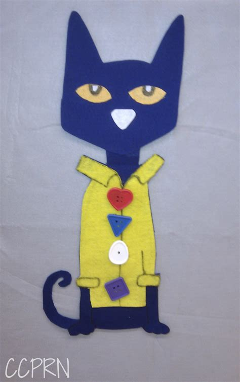 pete the cat four groovy buttons sensory play child care providers resource network