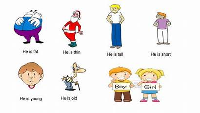 Physical Appearance English Learn Unit Materials