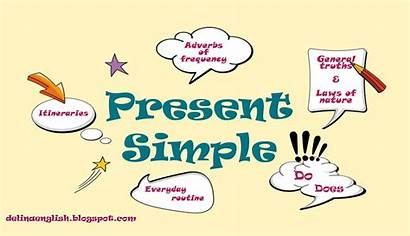 Ingles Simple Present Palabras Adverbs και Frequency