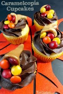 thanksgiving caramelcopia cupcakes cupcake ideas cupcakes and thanksgiving cupcakes