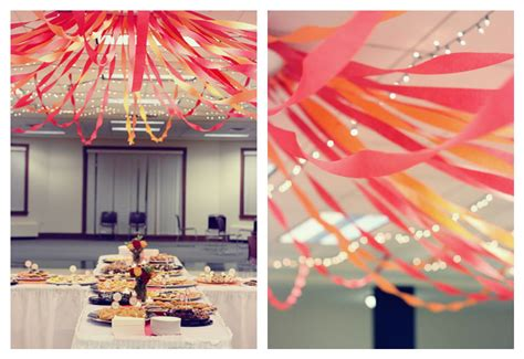 Decorating Ideas With Streamers by 12 Festive Ways To Decorate With Streamers Pretty