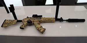 Russian Military's New Kalashnikov Assault Rifle Passes ...