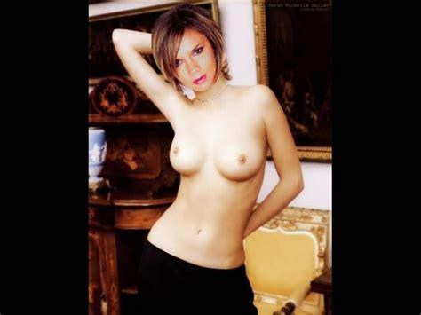 Victoria beckham nackt