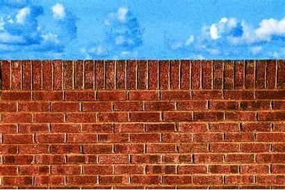 Wall Propaganda Dhs Fence Walls Pro Brick