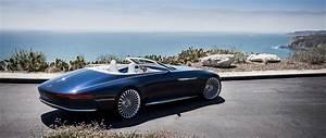 Mercedes 6 6 : vision mercedes maybach 6 cabriolet luxury of the future ~ Medecine-chirurgie-esthetiques.com Avis de Voitures