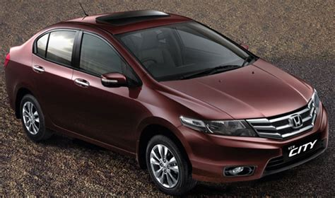 Honda City Diesel Confirmed For 2014: Report
