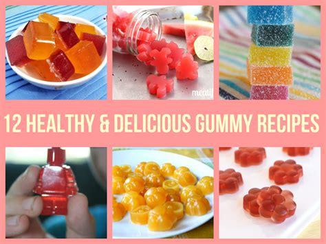 gummy recipe 12 healthy delicious gummy recipes