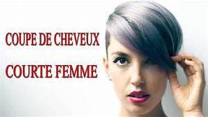 Coupe De Cheveux Femme Courte : coupe de cheveux courte femme 2017 tendance cheveux ~ Melissatoandfro.com Idées de Décoration