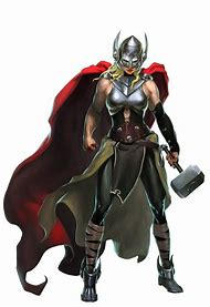 Thor Female Marvel Characters