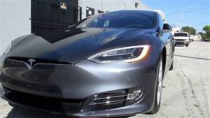 Tesla Model S 75d : 2017 tesla model s 75d ceramic pro protected youtube ~ Medecine-chirurgie-esthetiques.com Avis de Voitures