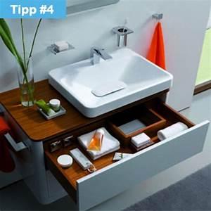 Tipps Für Kleine Bäder 4 Quadratmeter : badeinrichtung f r kleine b der ~ Frokenaadalensverden.com Haus und Dekorationen