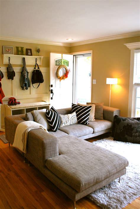 neutral living room design  suburban urbanist
