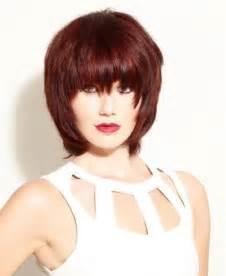 coupe de cheveux pour femme coiffure tendance mi longs pour femme 2017