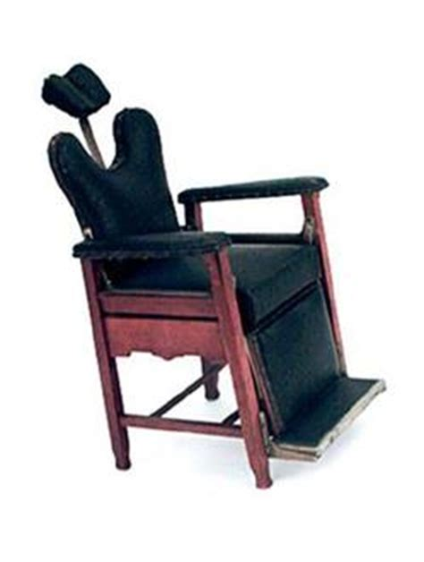 Woody Reclining Barber Chair by Barber Chair Koken Salesman S Sle Wood Recliner 16