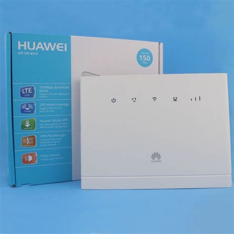 original huawei bs   lte cpe industrial wifi router