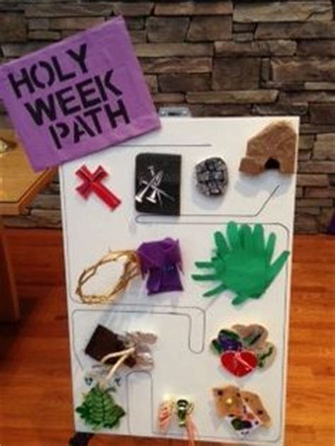 holy week craft ideas lenten easter activities for on easter 4685