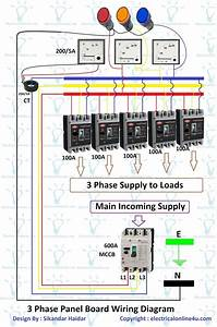 Video Panel Wiring Diagram