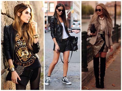 Девушка в стиле рок фото, советы, макияж