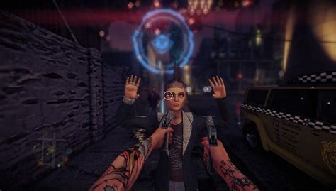 saints row  mod adds  person view pc gamer