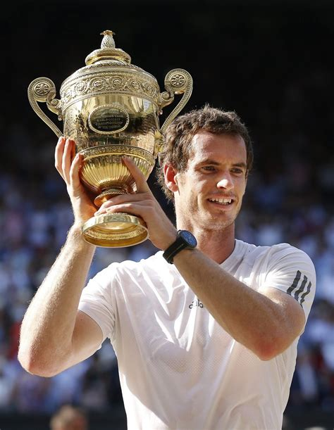 Download free high quality (4k) pictures and wallpapers with andy murray quotes. Andy Murray Wimbledon 2013 - Andy Murray Photo (34959655 ...