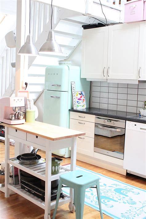 cuisine smeg the big kitchen remodel buying a retro fridge