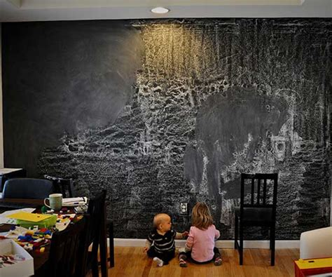 unique chalk paint walls 2 chalkboard wall paint ideas newsonair org
