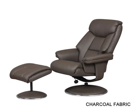 Recliner And Stool by Biarritz Upholstered Recliner Chair With Foot Stool Just