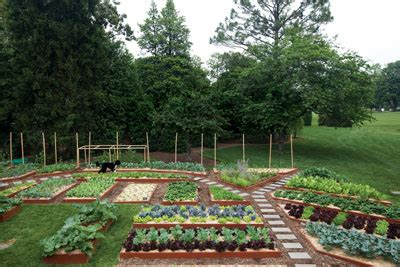 the white house garden sets a powerful exle organic