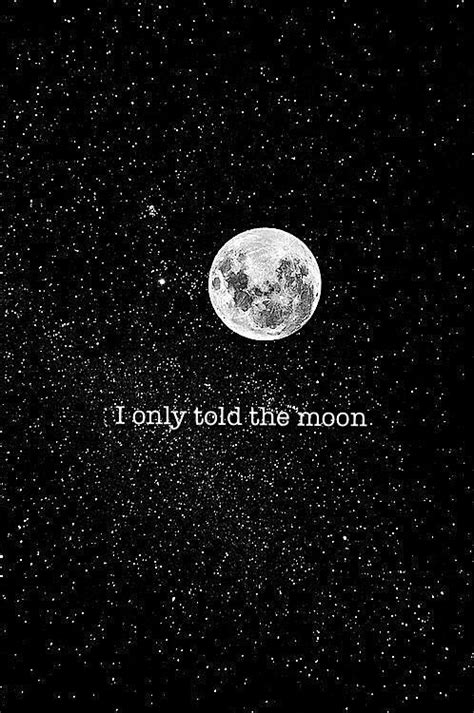 Camila Cabello-Only Told The Moon | Moon quotes, Sleeping