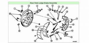 Wiring Diagram  29 1997 Ford F350 Rear Brake Diagram