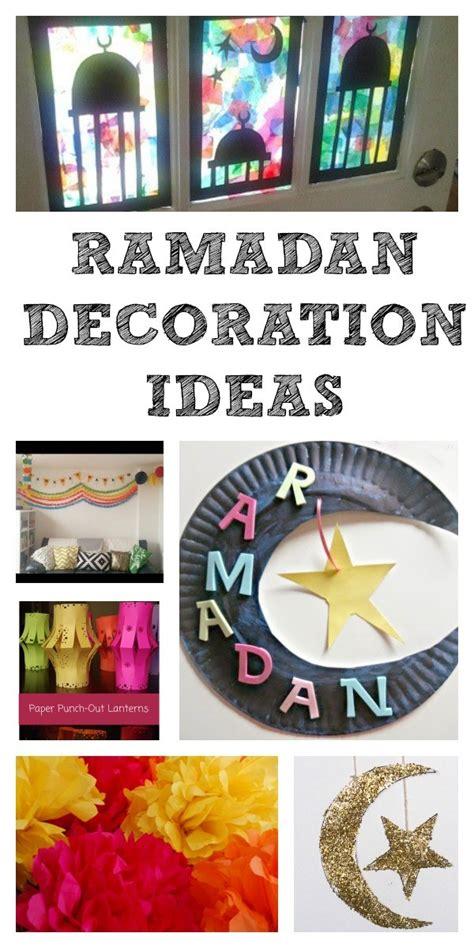 ramadan decorations and calendars in the playroom 469 | Ramadandecorationideas