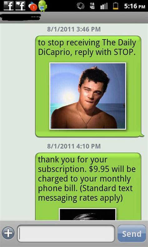 phone prank dicaprio phone prank 10 pics