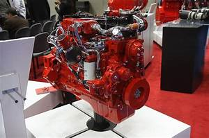 Cummins Announces Near Zero Emissions Natural Gas Engine