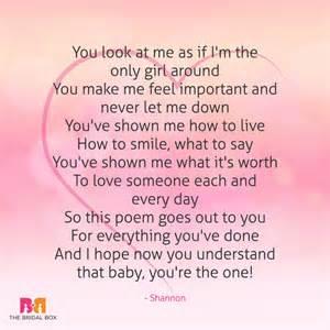 Short Love Poem Him