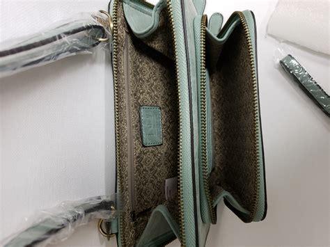 handbagcrossbody double zip