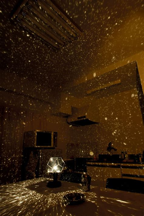 romantic star projector design crush