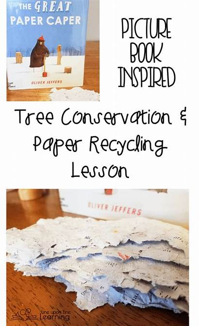 Paper Recycling Conservation Trees Caper Learning Conserving
