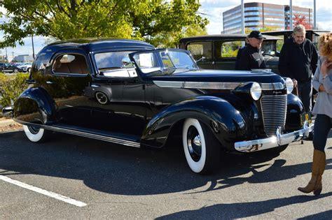Chrysler Car :  1937 Chrysler Imperial Town Car