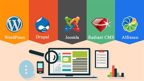 5 best cms solutions for your business website mamsys