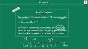 Representing Irrational Numbers   U221a2   U221a3  On The Number