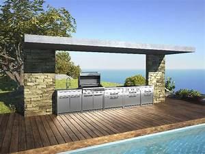 Outdoor Küche Beton : outdoor k che online kaufen grilljack ch ~ Michelbontemps.com Haus und Dekorationen