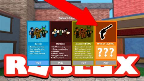 New Game Mode In Roblox Murder Mystery?! (jd Talks)