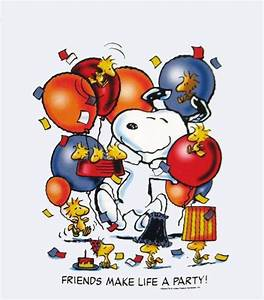 Snoopy & Woodstock Birthday | Always About the Peanuts ...