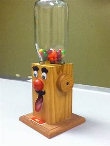 M&M/Skittles/Jelly Bean dispenser - by Drew - Rock-n H