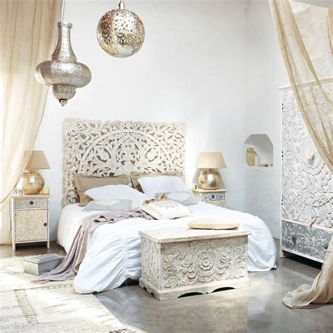 chambre style hindou moroccan inspired bedroom makeover plans apartment number 4