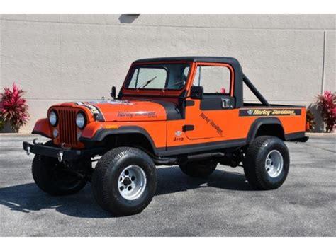 Classic Jeep Cj8 Scrambler For Sale On Classiccars.com