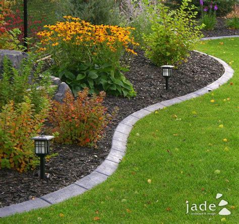 cheap flower bed border ideas diy concrete landscape edging tutorial so cheap easy picmia