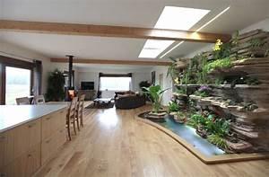 mur vegetal interieur une decoration interieure remarquable With decoration mur exterieur jardin 1 decoration vegetale le rideau vegetal jardiniere d